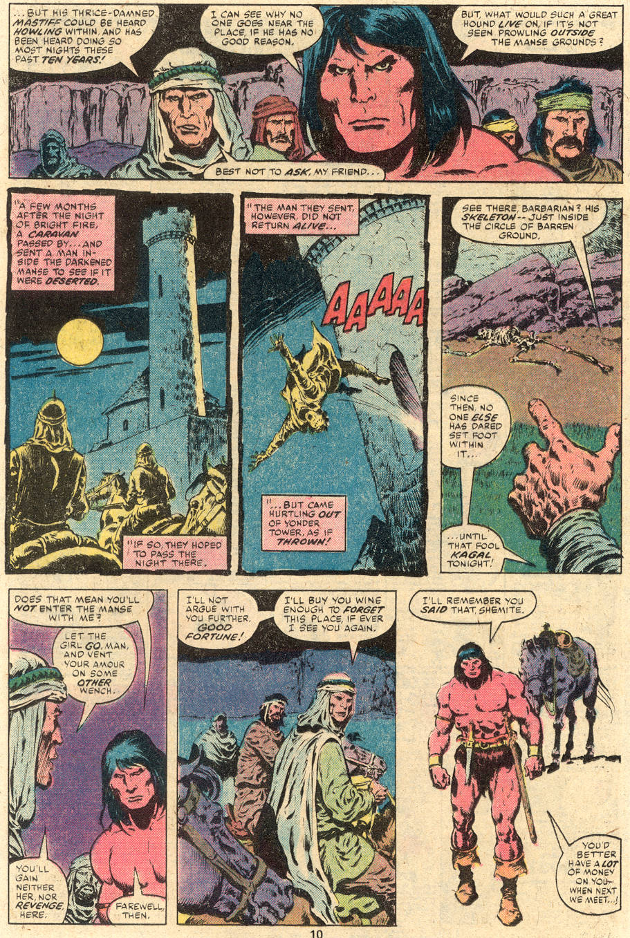 Conan the Barbarian (1970) Issue #114 #126 - English 8