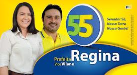 REGINA PREFEITA DE SENADOR SÁ