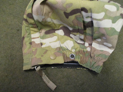 US ARMY MULTICAM COLD WEATHER SOFT SHELL TROUSERS a