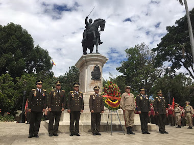 Batalla de Carabobo inspiración de lucha por la libertad y soberanía nacional