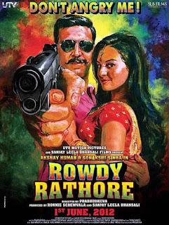 Chinta ta chita Rowdy Rathore