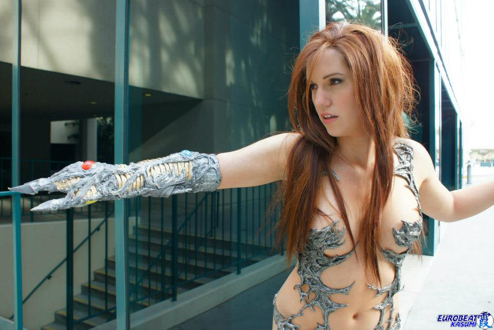 Jackie Goehner Witchblade Cosplay