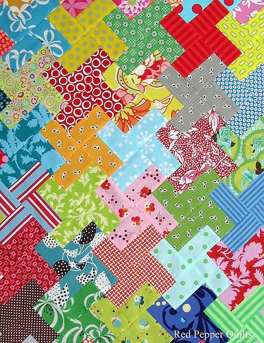 Red Pepper Quilts: Tessellations : tessellation quilt - Adamdwight.com