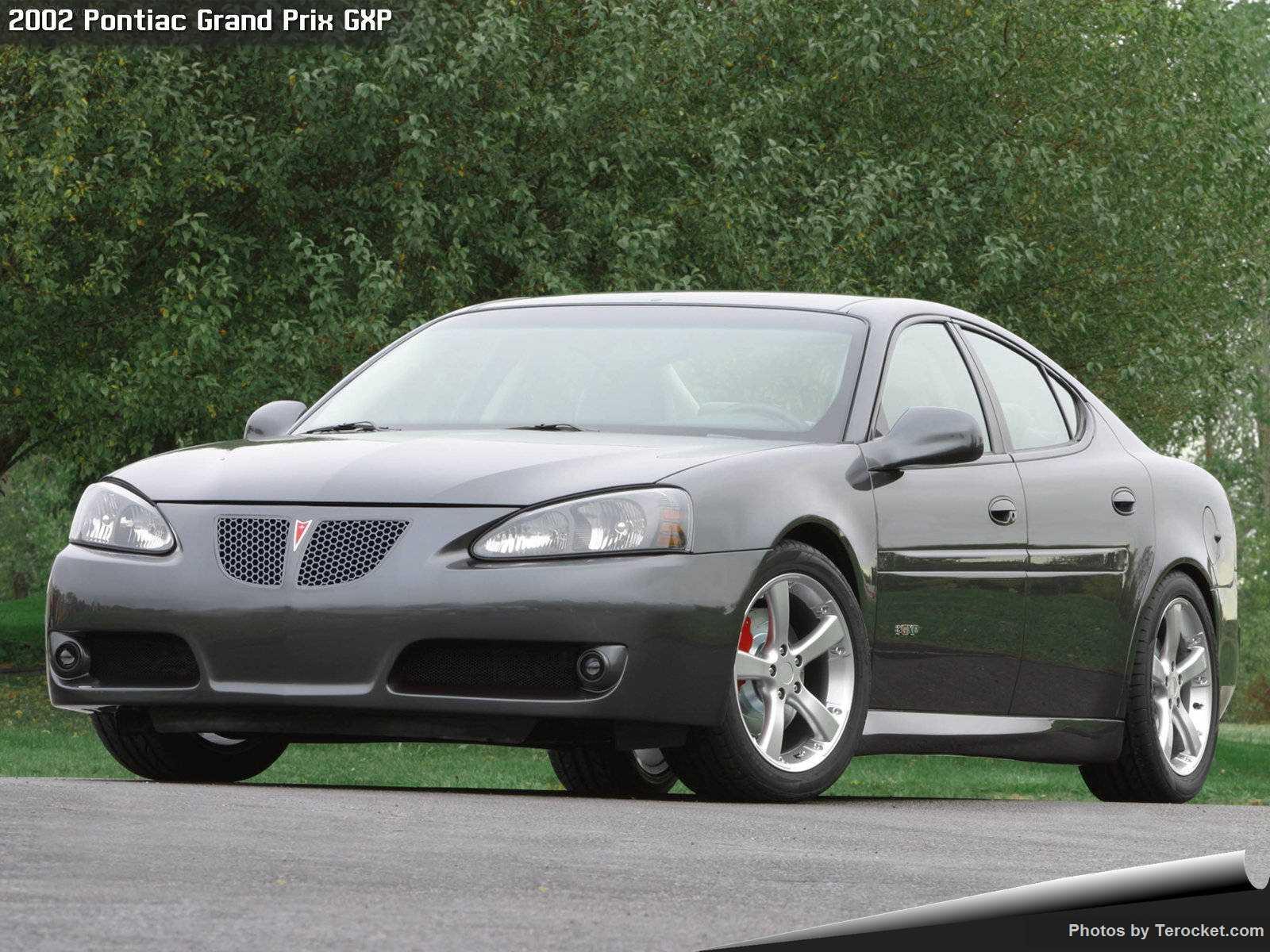 Hình ảnh xe ô tô Pontiac Grand Prix GXP 2002 & nội ngoại thất