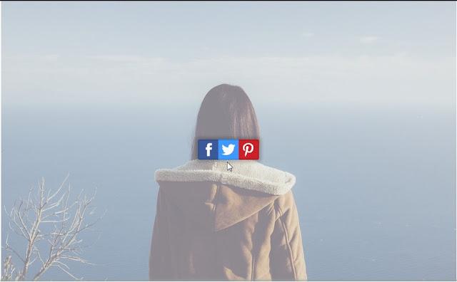 Polecanie obrazka na fb, twitter, pinterest