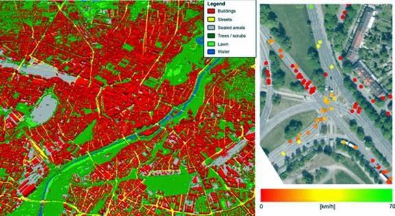 Công nghệ viễn thám trong quy hoạch đô thị