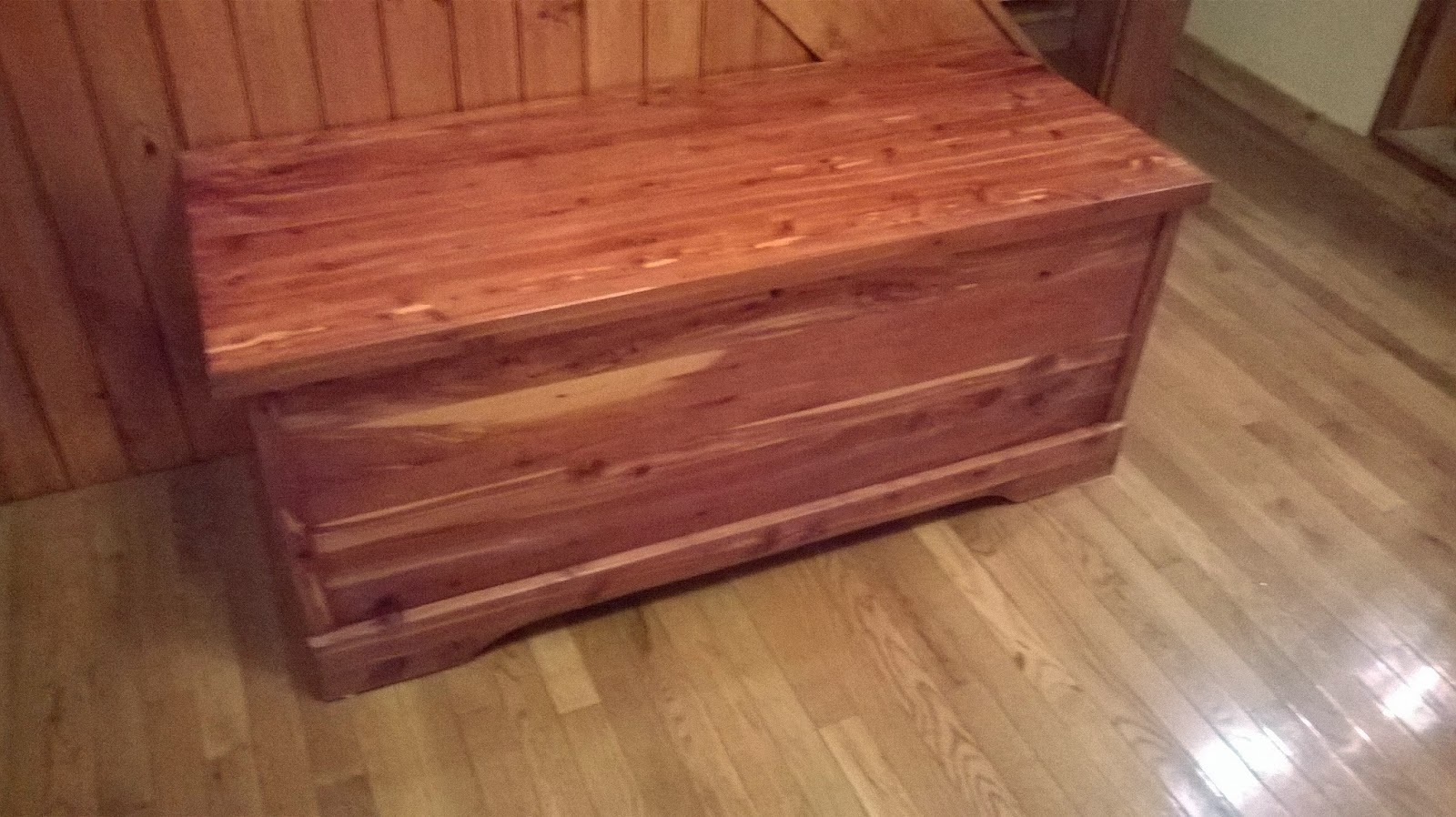 How to redo a Cedar Chest | Redo It Yourself Inspirations ...