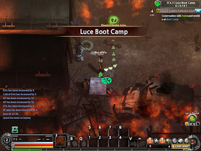 Metal Reaper Online - Tutorial Luce Boot Camp