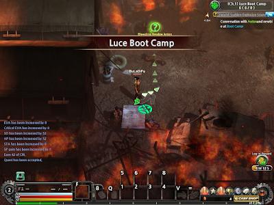 Metal Reaper Online - Tutorial Luce Boot Camp