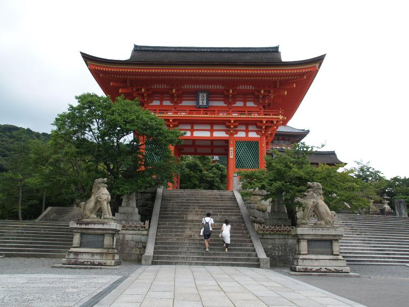 Worlds Incredible: Kiyomizu-dera-Kyoto,Japan