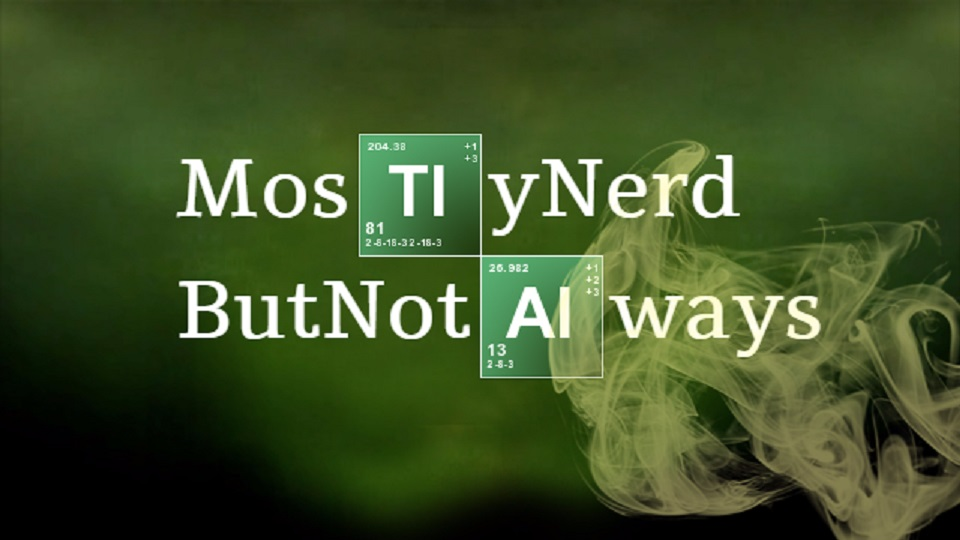 Mostly Nerd (but not always)