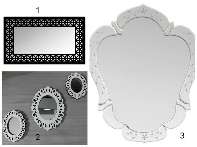 Decoração: Espelhos