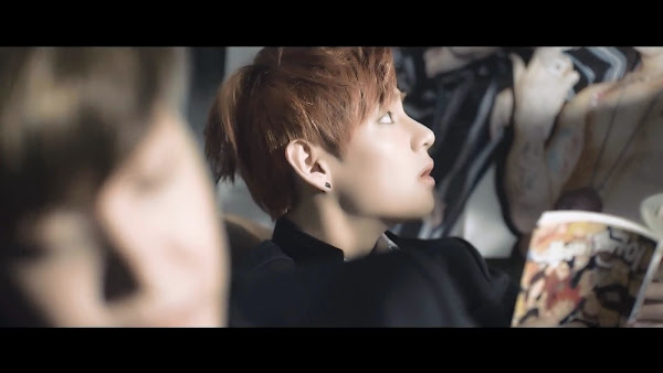BTS V Boy In Luv