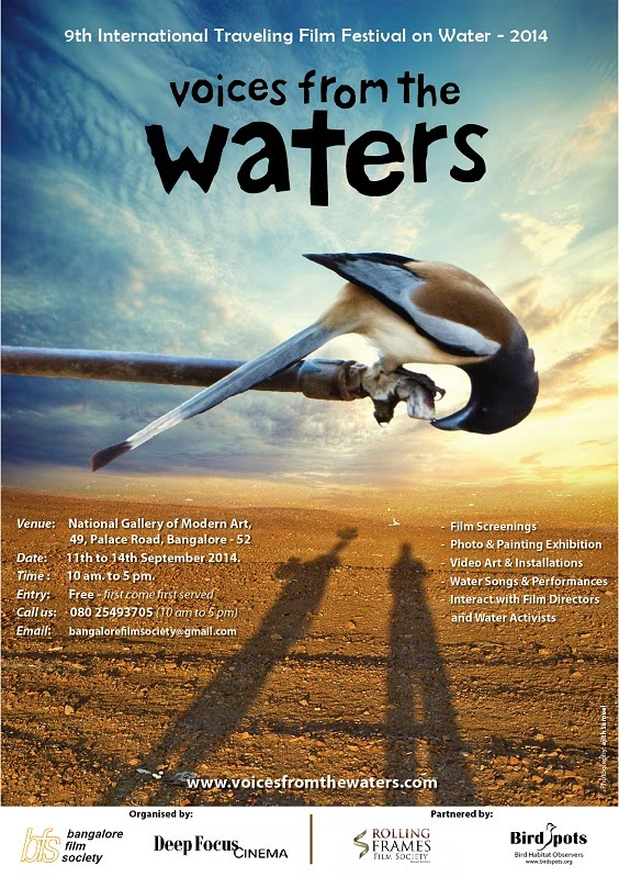Voices From The Waters - 2014 | International travelling film festival