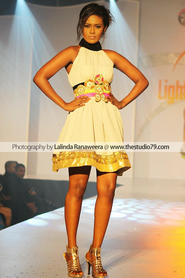 Sri Lanka Fashion Models legs
