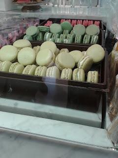 Macarons @ Laduree, Paris