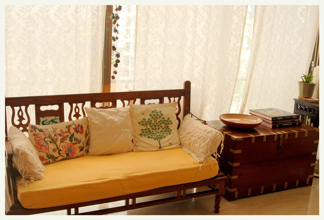 A home in bombay an indian summer - Indian home decor online style ...