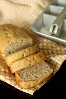 Baked Banana Bread Recipe