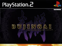 Game Ps2 - Bujingai The Forsaken