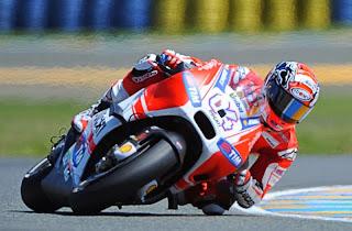 Ducati optimis balapan kandang seri MotoGp Italia