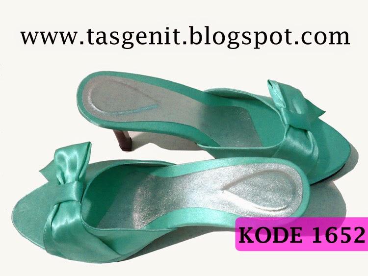 sandal pesta, sepatu pesta cantik, sendal kebaya, sepatu pengantin