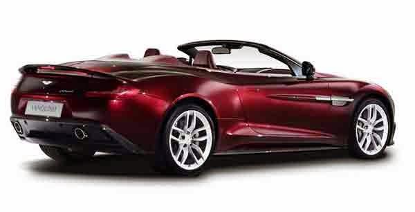 2015 Aston Martin Vanquish Volante Review