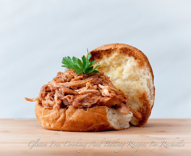 Gluten Free Pulled Pork Sandwich