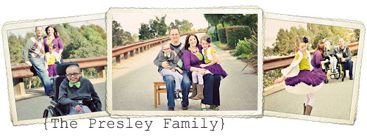 Presley Fam