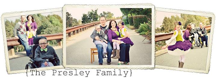 Presley Fam