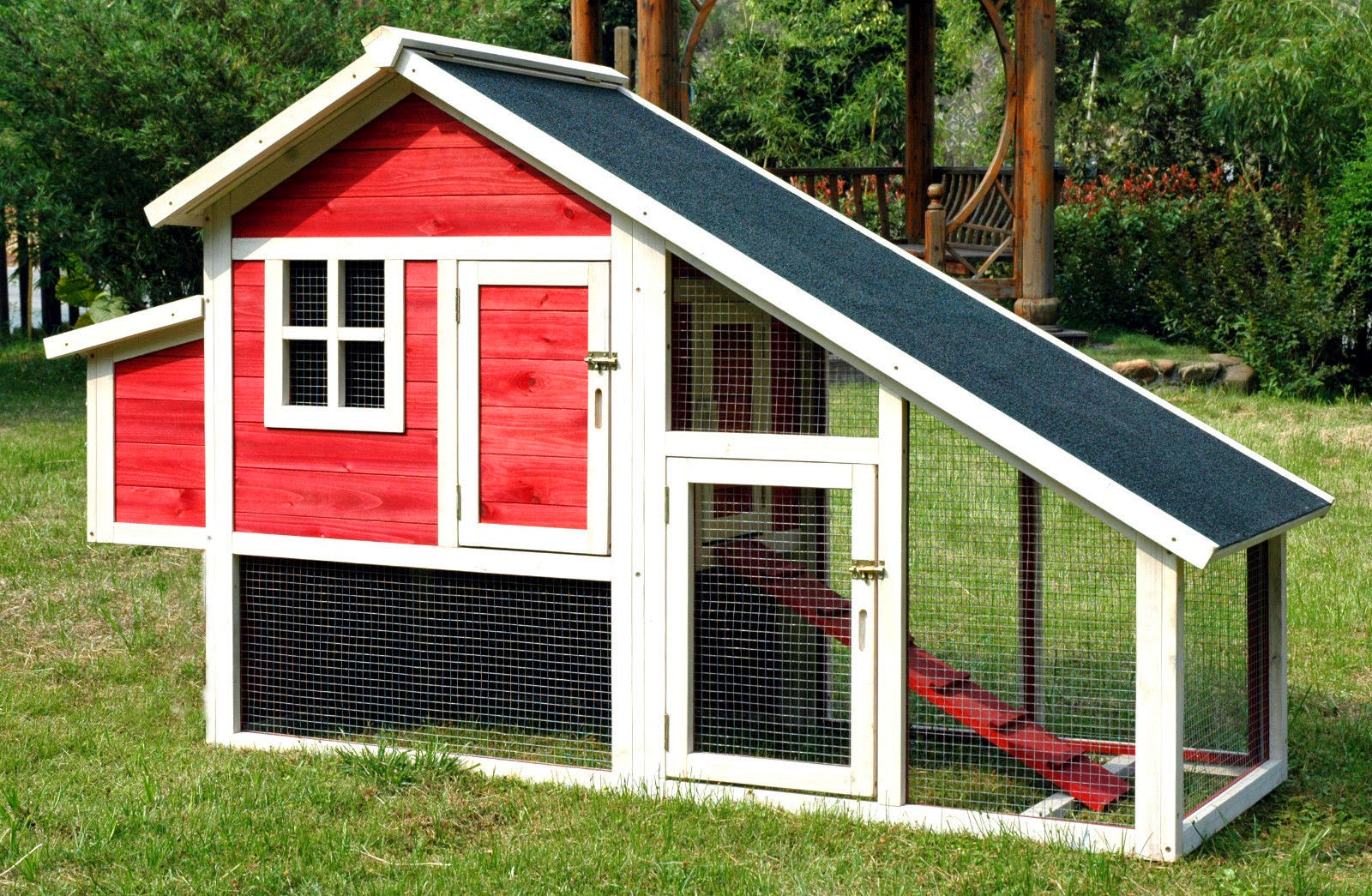 Blueridgepetcenter Habitat Chicken Coop The Easy Way To