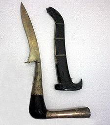 Senjata Adat Aceh - Rencong