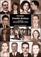 Genealogia Familia BARBOSA