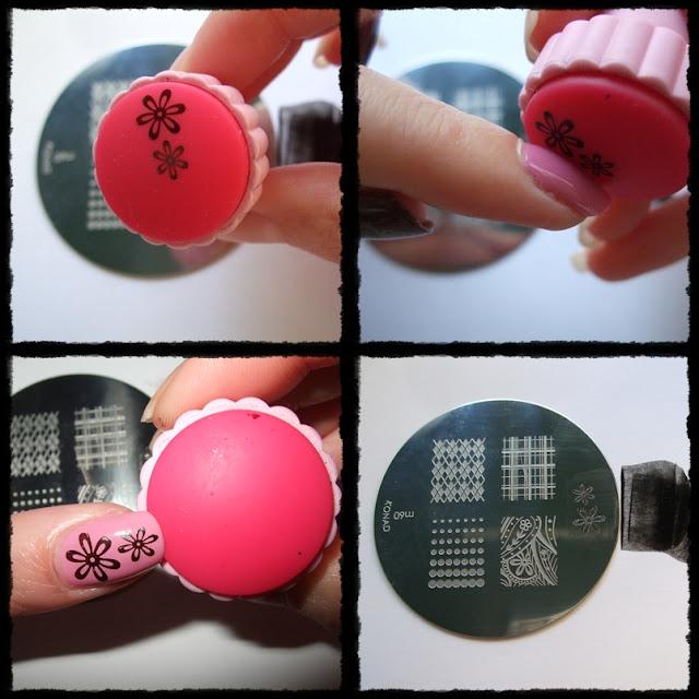 Noxelia: Stamping nail art: Todo sobre las placas de estampación