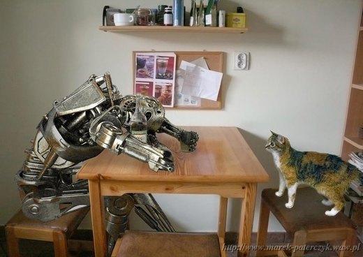 Drunk Terminator por paterczm