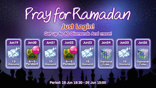 Ulasan Event Get Rich 19 Juni Ramadhan, Event Get Rich 19 Juni, Trik Event 19 Juni.