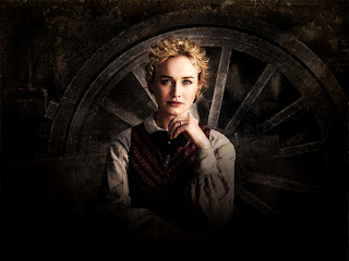 Hell on Wheels Doninique McElligott HD Wallpaper