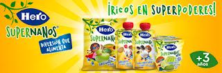 La gama de Hero Super Nanos
