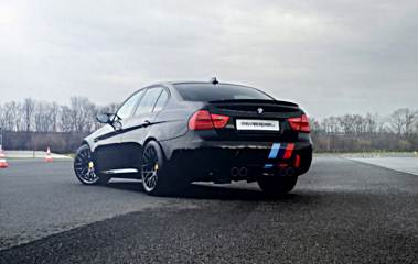 BMW M3 E90 CLUBSPORT TRANSFORMATION