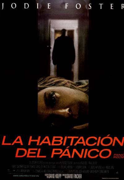 La habitacion del panico dvdrip latino descargar for Habitacion pelicula 2015
