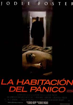 La Habitacion del Panico – DVDRIP LATINO