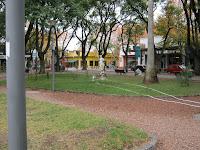 Foto Sarandí plaza Ciudad Durazno Uruguay Turismo Paisaje