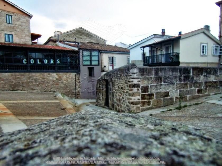 Ourense, casco viejo