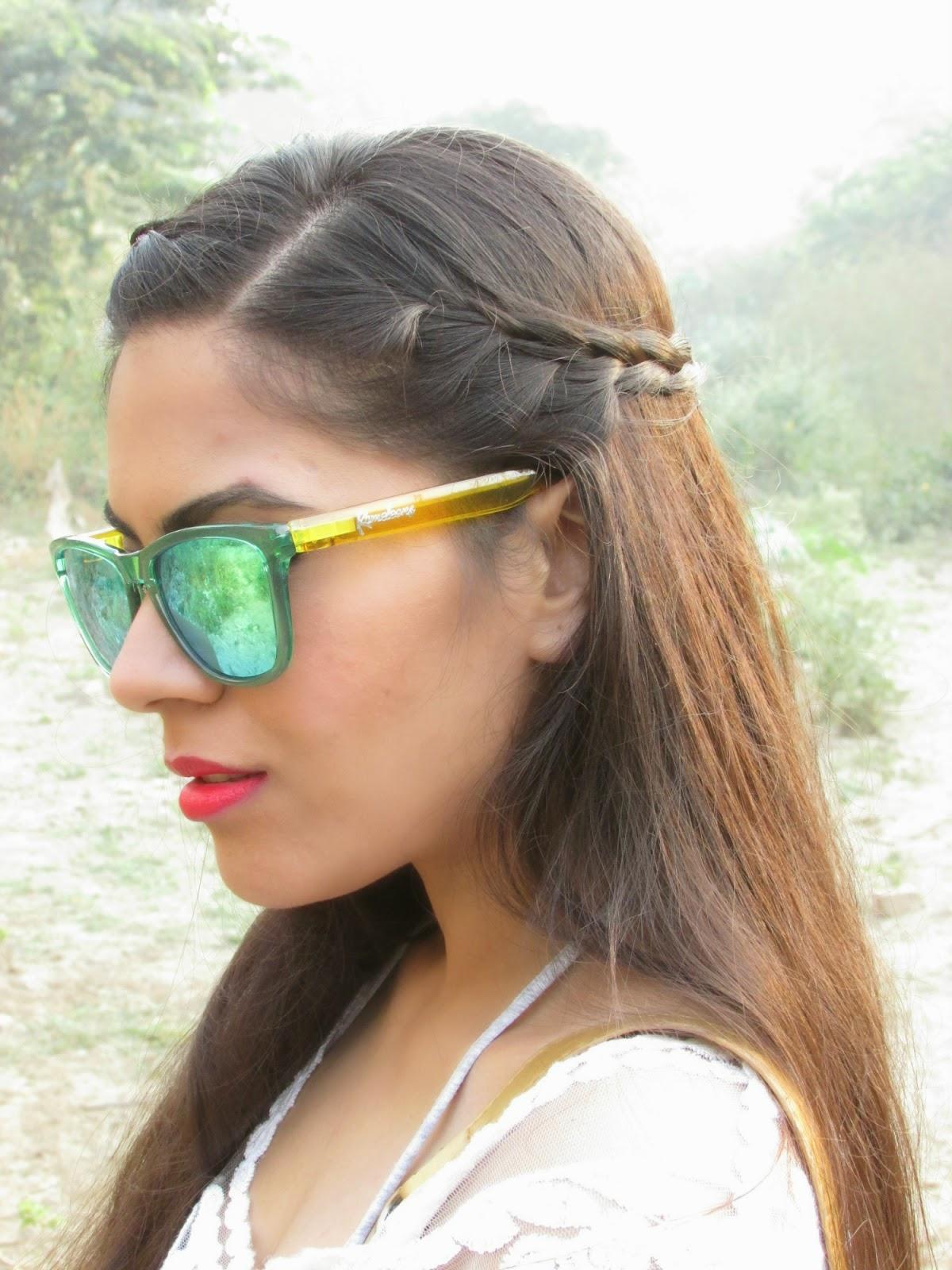 polarised, cheap blur polarised sunglasses, cheap green polarised sunglasses, kameleonz , kameleonz sunglasses, kameleonz interchangeable sunglasses, UV sunnies, cheap polarised sunglasses online