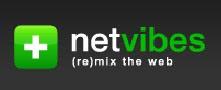 Ma page d'accueil sur Netvibes
