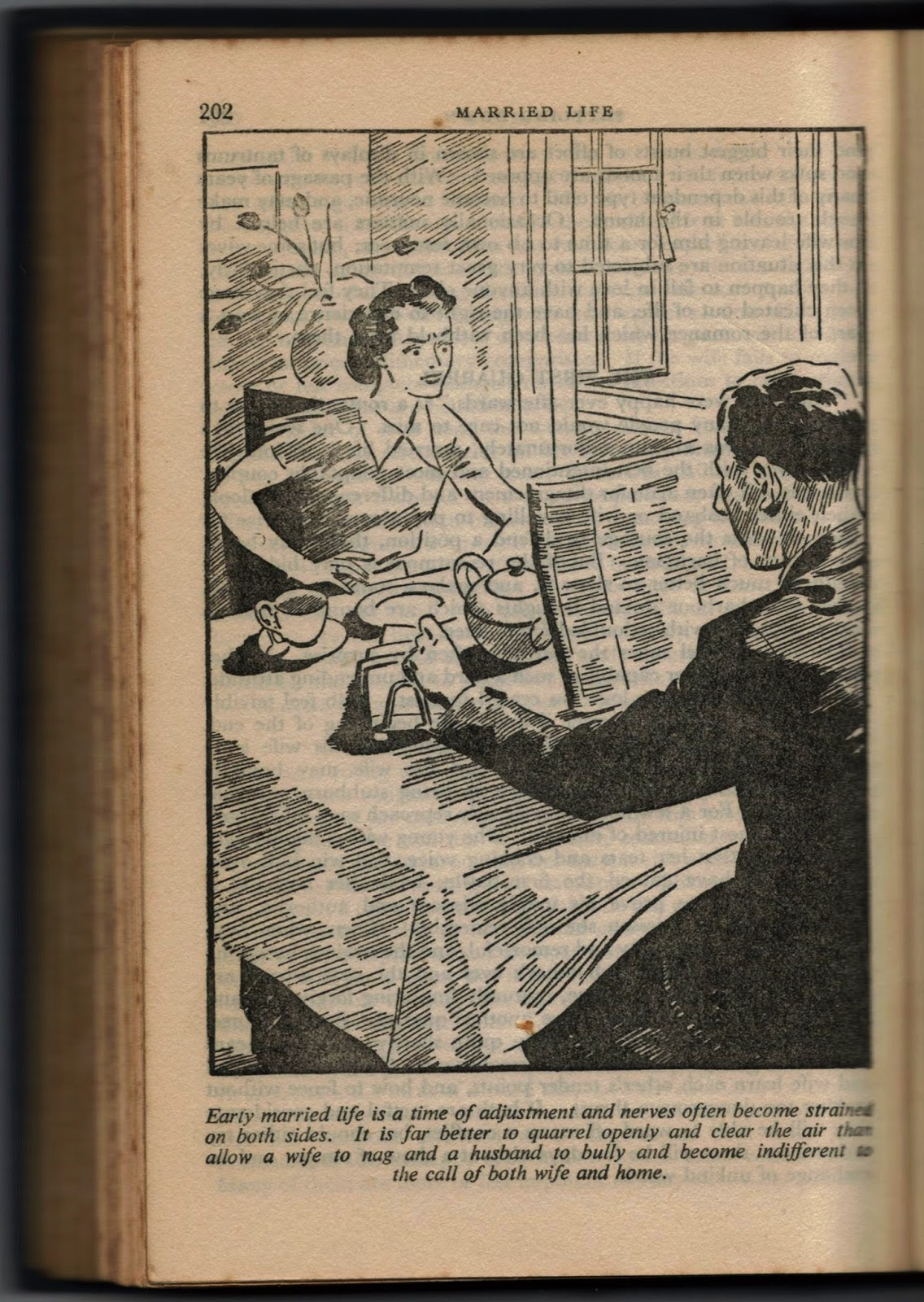 Self help marriage problems from 1939