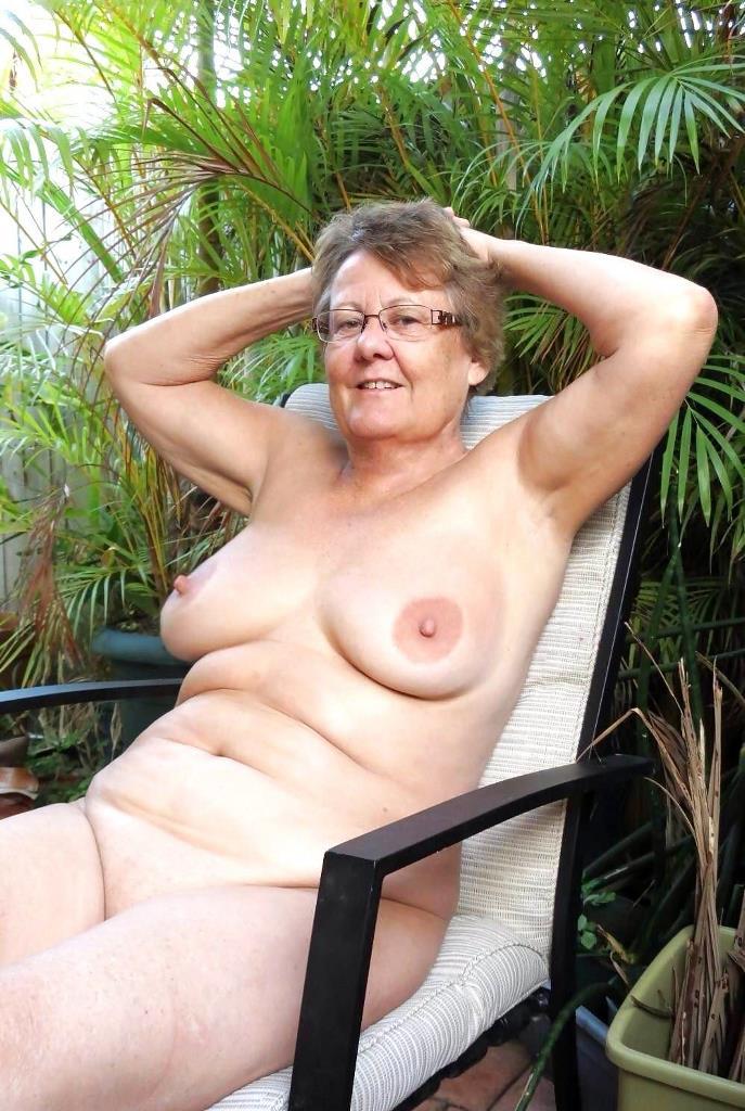 Hot naked grandmas