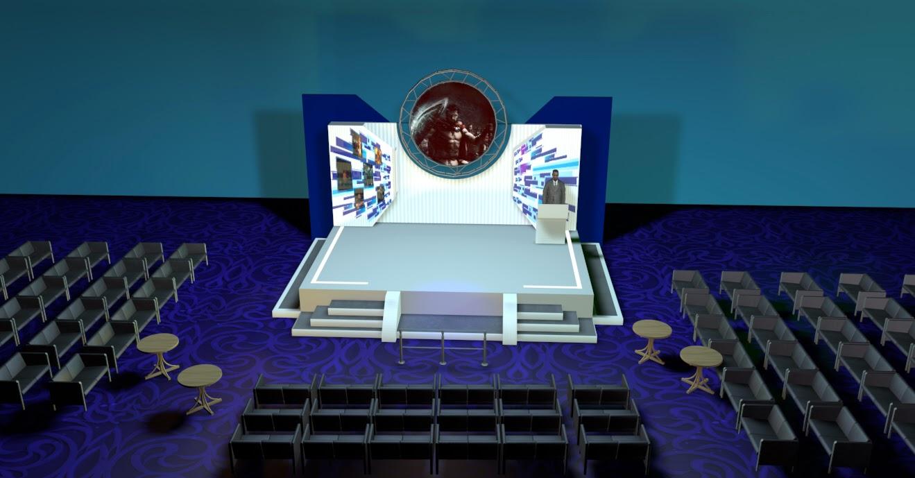 Stage Setup Design Stage Setup For Event