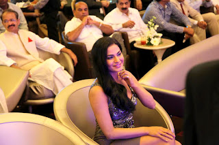 Veena Malik Sahara's new show launch event