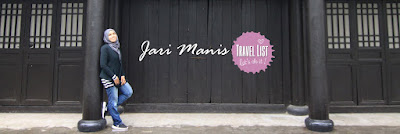 Jari Manis : Travel List
