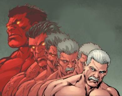 Red Hulk (Marvel Comics) Character Review - 5